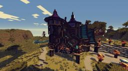 Freebuild Spawn DutchLands Minecraft Project