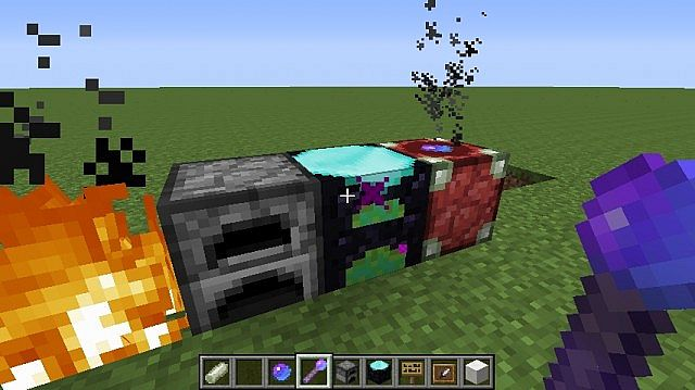 InfusionCraft Mod