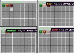 ⦿StaffAssist [Bukkit] Minecraft Mod