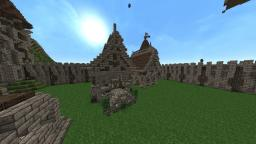 Some random houses. Minecraft Map & Project