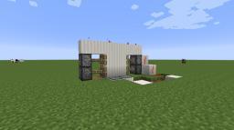 Redstone Door [BEGINNERS MAP] Minecraft Map & Project