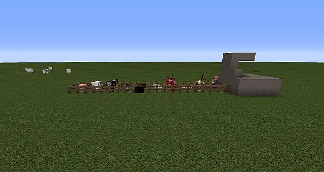 All peaceful Mobs