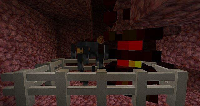 Blaze and Magma Cube