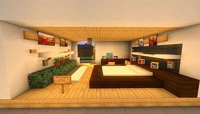 Beautiful Minecraft Schlafzimmer Modern Gallery - Erstaunliche Ideen ...