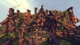 The Raven & Crow Inn Minecraft