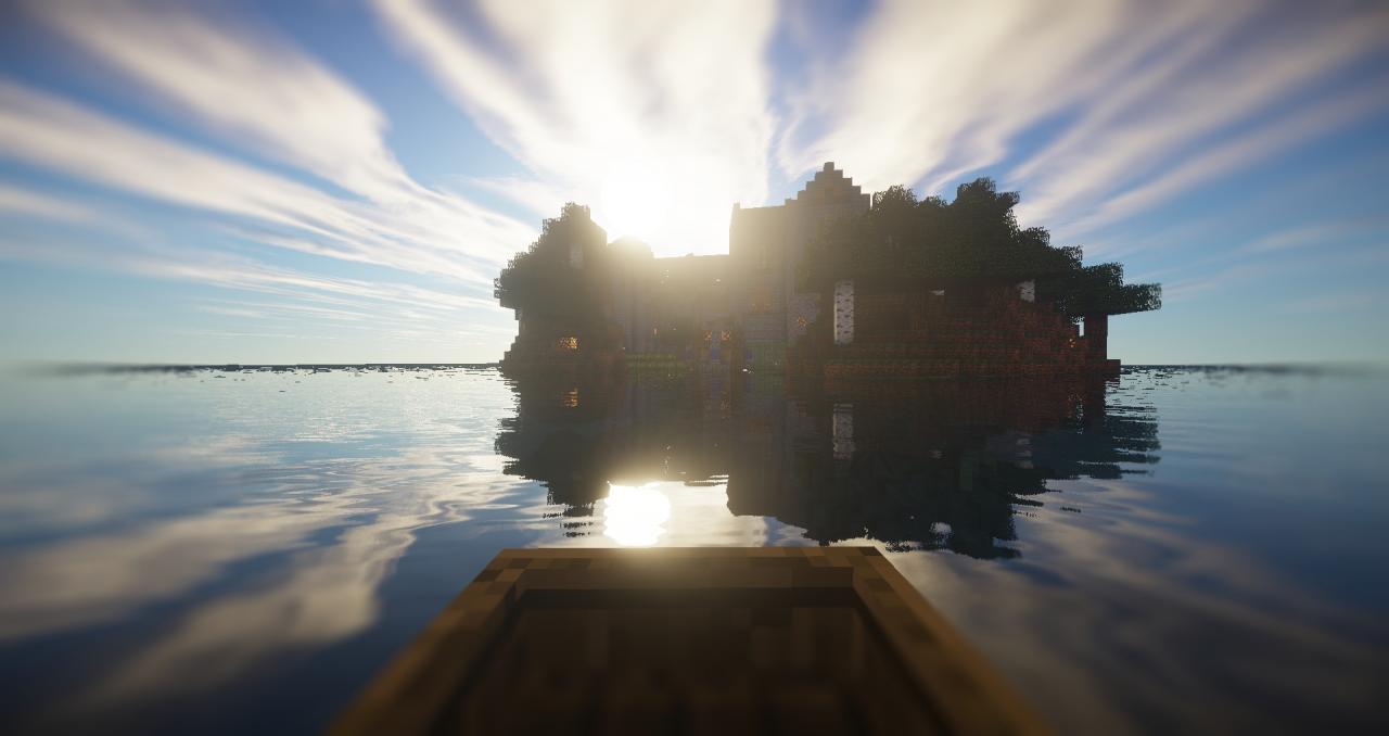 minecraft island wallpaper 1080p - photo #3