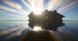 Beautiful HD 1080p minecraft wall papers: The Island Minecraft Blog Post