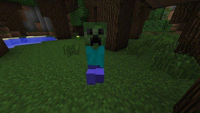 Zombie Creeper