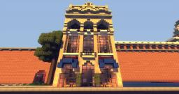 The Turfy building Minecraft Map & Project