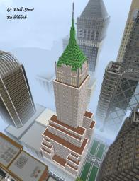 40 Wall Street Minecraft Map & Project