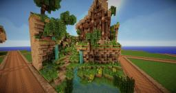 Fantasy/Medieval Creative Plot (35x35) Minecraft