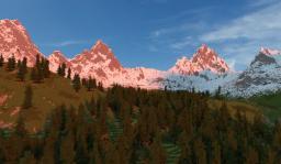Alpine Valley Minecraft Project