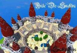 Arale De Smektra: PvP Arena Minecraft Map & Project
