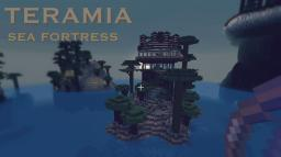 TERAMIA - SEA FORTRESS [ICELANDS] [CUSTOM SPAWNERS] Minecraft Map & Project