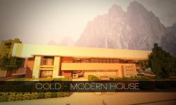 Cold: Modern House : ArthurHD Minecraft Project