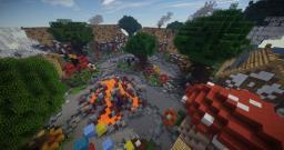 Survival World Spawn | By PI Creative Build Team Minecraft Project