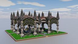 Small Creative Spawn Minecraft Project