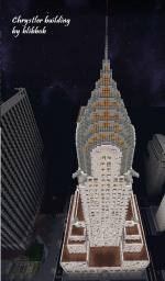 Chrysler Building Minecraft Map & Project