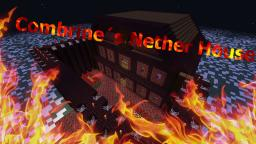 Combrine's Nether Castle Minecraft Map & Project