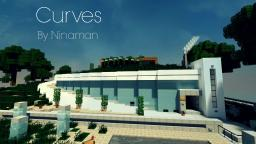 Curves - Modern EcoHome 3 - Ninaman Minecraft Map & Project