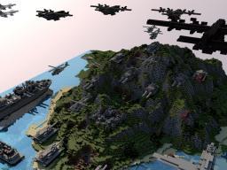 Delta Amphibious Operation Minecraft Map & Project