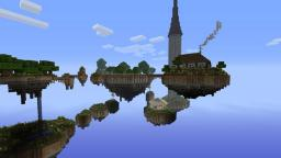 Sky Hungergames Map With No Bedrock (XBOX 360 only) Minecraft Map & Project