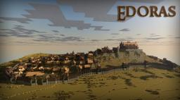 Edoras - Rohan Minecraft Map & Project