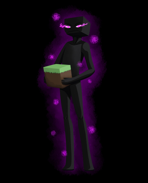 enderman minecraft wallpaper wolf - photo #18