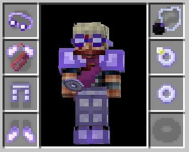 Mithril Armor and Baubles