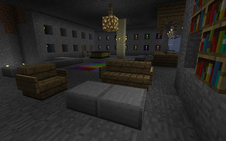 Minecraft Furniture how to make furniture in minecraft minecraft blog