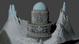Antzigar Tower Minecraft Project