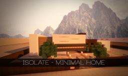 -Isolate- -Minimal- -Flushay- Minecraft Project