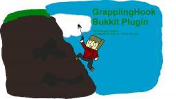 GrapplingHook Bukkit Plugin 1.7.2 Minecraft Mod