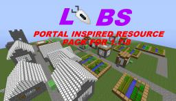 Labs [P0RTAL Inspired Pack] [1.7-1.8] [BETA] Minecraft Texture Pack
