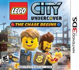 Game Review: LEGO City Undercover: The Chase Begins Minecraft Blog