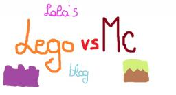 Lego vs. Minecraft - Which one's better? -TEB Minecraft Blog