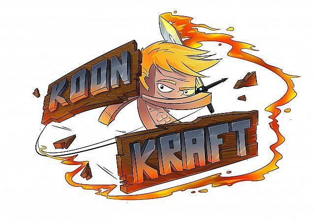 Minecraft Server   KoonKraft   Raiding & PvP - YouTube