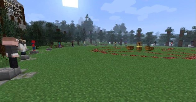 Minecraft Hunger Games #33 by codeisnine on DeviantArt