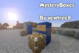 [Bukkit Plugin] MysteryBoxes! || Now Vault Supported!  V3.0! Minecraft Mod