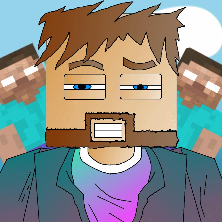 My Cartoon Minecraft Characters Minecraft Blog
