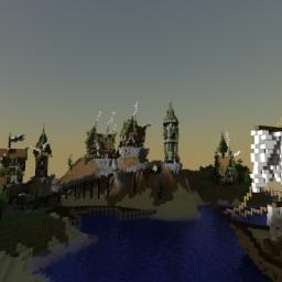 Porthladd Minecraft Map & Project