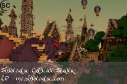 █ █ █ ShadeCrest: Creative █ █ █ Minecraft Server
