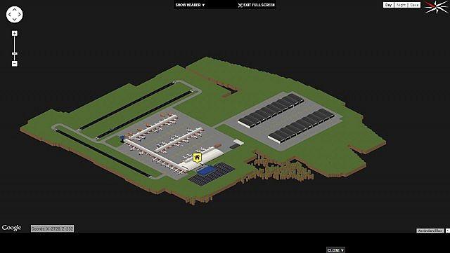 Minecraft Airport Minecraft Project