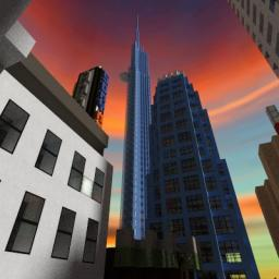 Kingdom Tower (Jeddah) Minecraft Map & Project