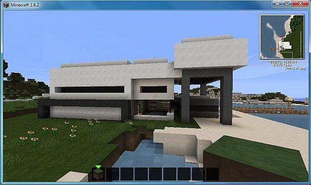 Casa moderna 1 minecraft project for Casa moderna 1