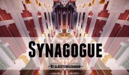 Traditional | Synagogue [Schematic and World Save] Minecraft Map & Project