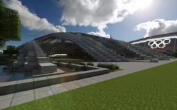 Olympic Velodrome [DevineMedicus' Build Contest Entry] Minecraft Project