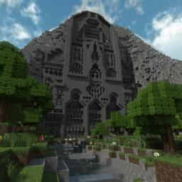 Battle for Middle Earth - Adventure Map [TEASER] Minecraft
