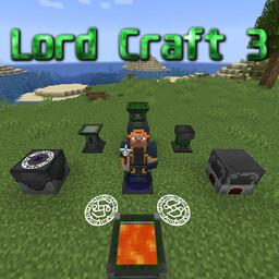 Lord Craft Minecraft Mod