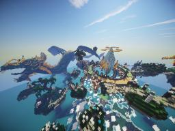 Meridia - Heaven's Peak Minecraft Map & Project
